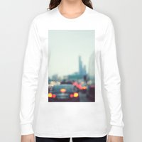 chicago Long Sleeve T-shirts featuring Chicago by KimberosePhotography