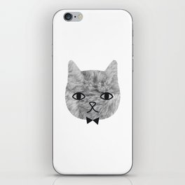 The sweetest cat iPhone Skin