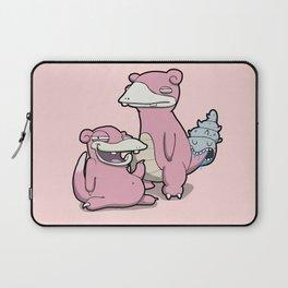 Pokémon - Number 79 & 80 Laptop Sleeve