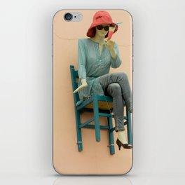 Mannequin iPhone Skin