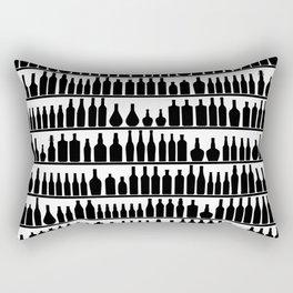 Bar Code Rectangular Pillow