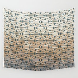Sunset Hills Geometric Wall Tapestry