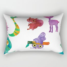 Animals Rectangular Pillow