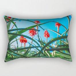 Flora California Rectangular Pillow