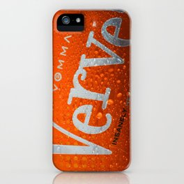 Verve iPhone Case
