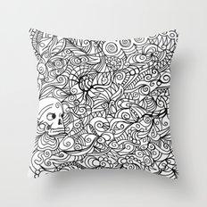 MEMENTO MORIARTY Throw Pillow