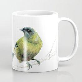 Korimako, the Bellbird Coffee Mug
