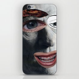 Grandpa - Vintage Collage iPhone Skin