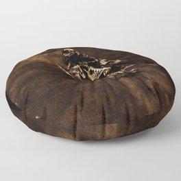 Dead Bird Floor Pillow