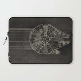 Millennium Falcon Laptop Sleeve