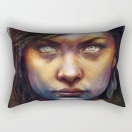 Una Rectangular Pillow