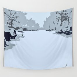 Winter crave Wall Tapestry