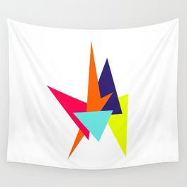 Colour Shard 03 Wall Tapestry
