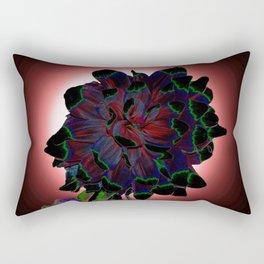 Digital World Rectangular Pillow