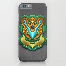 Summer Totem Green Slim Case iPhone 6s