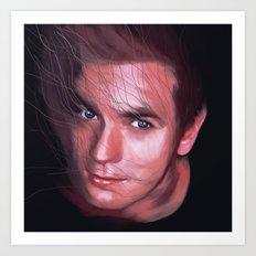 Ewan McGregor Art Print