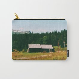 Up in the North Carry-All Pouch