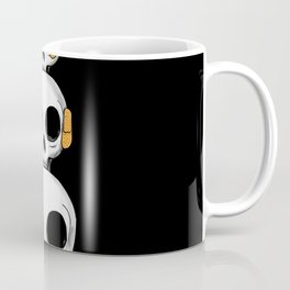 Cute Skulls No Evil II Coffee Mug
