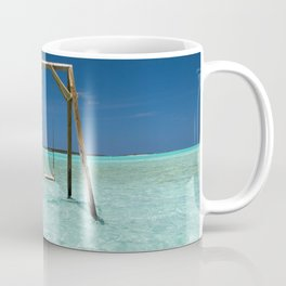 Swinging in paradise Coffee Mug