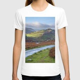 Valley of Rocks. T-shirt