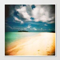 Maldives 01 05 Canvas Print