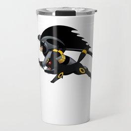 Umbreon and Batmen Travel Mug