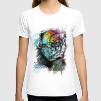 sad T-shirts featuring Sad by Irmak Akcadogan