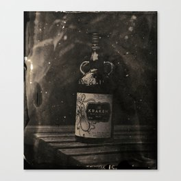 Wet Plate Canvas Print