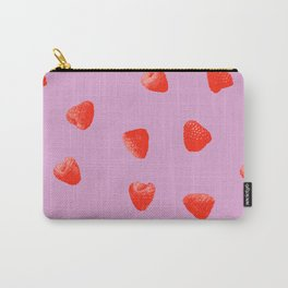 Raspberry Heaven Carry-All Pouch