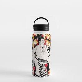 NIHONMATSU chochin matsuri Water Bottle