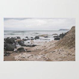 White Rocks of Portrush Ireland Rug