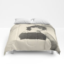 Beach #7 Comforters