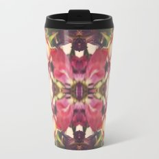 Sunset of Roses Travel Mug