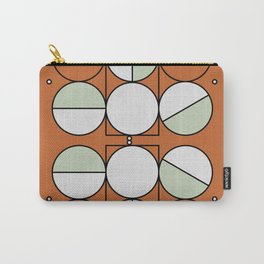 'Joy'metric Circles Carry-All Pouch
