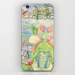 Alien Conservatory                                      iPhone Skin