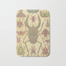 Entomologist's Wish II Bath Mat