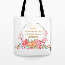 All I want is love Tote Bag