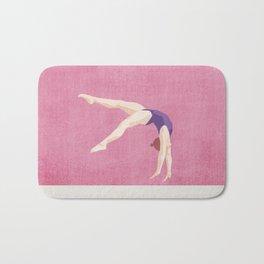 SUMMER GAMES / artistic gymnastics Bath Mat