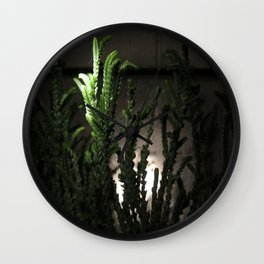 Nighttime in the Garden, 6 Wall Clock