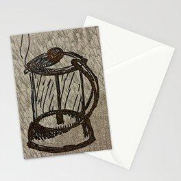 Percolator Stationery Cards