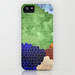 Gaudi´s garden iPhone Case