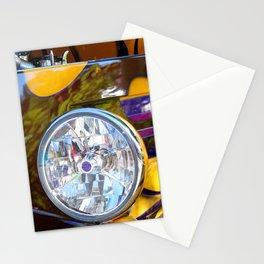 Hot Rod Show Car Light Stationery Cards