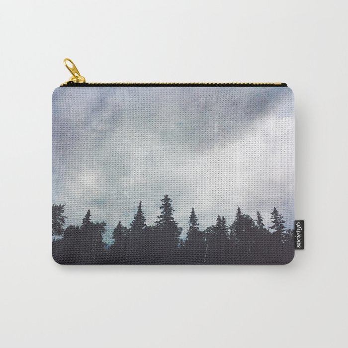 God Went North Carry-All Pouch