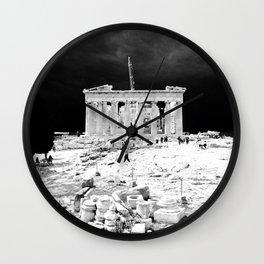 Dark & Stormy Wall Clock