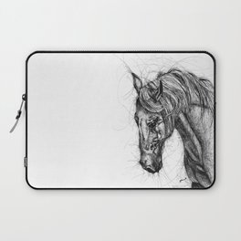 Into the Grey Laptop Sleeve