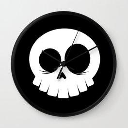 Skull Crew Wall Clock