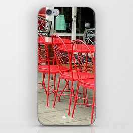 Not Quite Lunchtime iPhone Skin