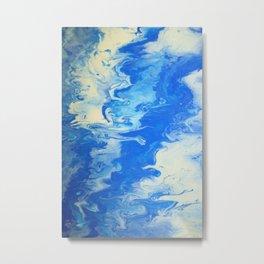 I Sea Monsters Metal Print