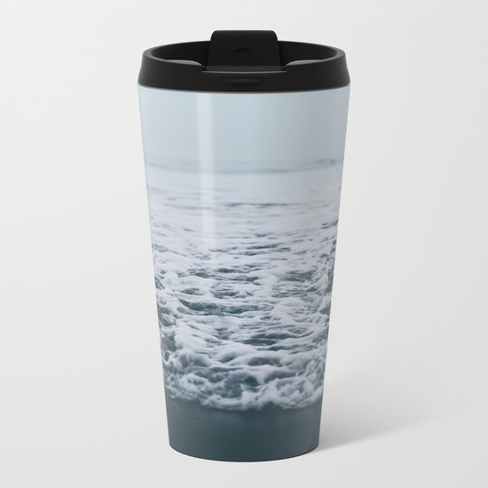 Out to Sea Metal Travel Mug