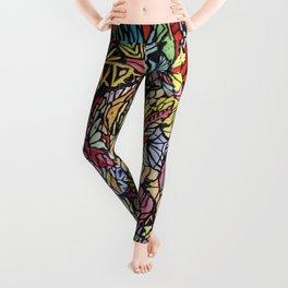 Faceless Colour Leggings